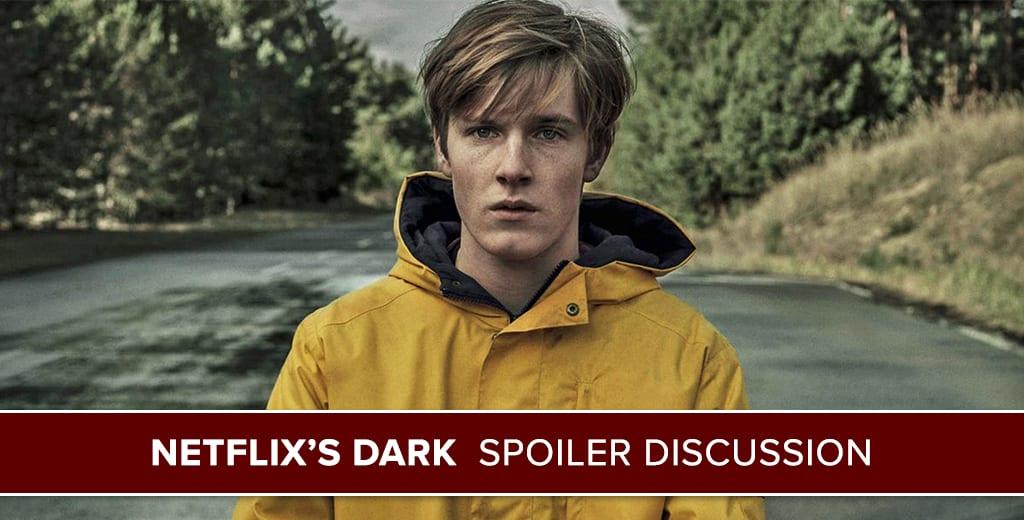 Dark Netflix Forum