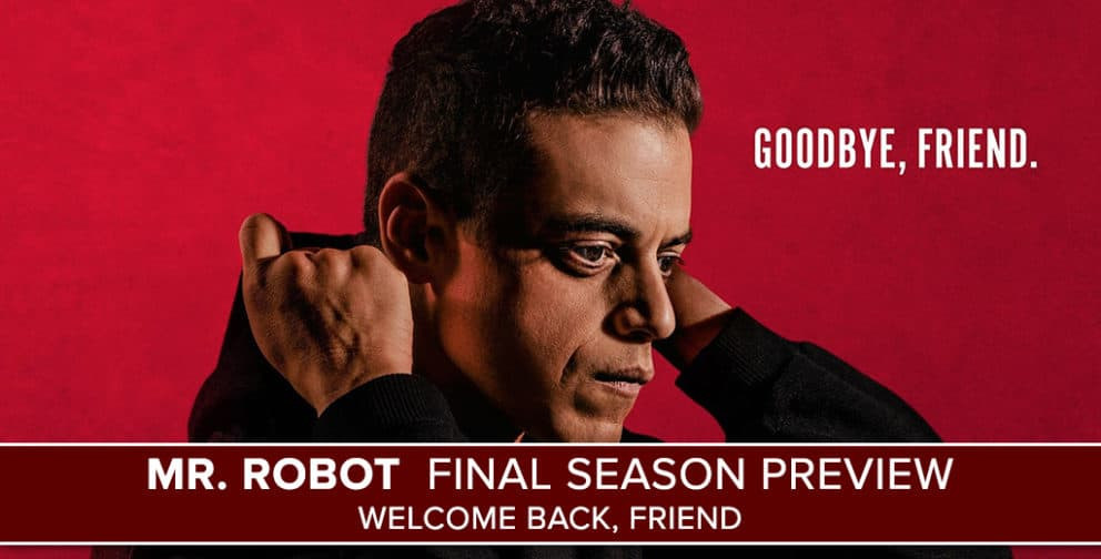 Mr. Robot Final Season