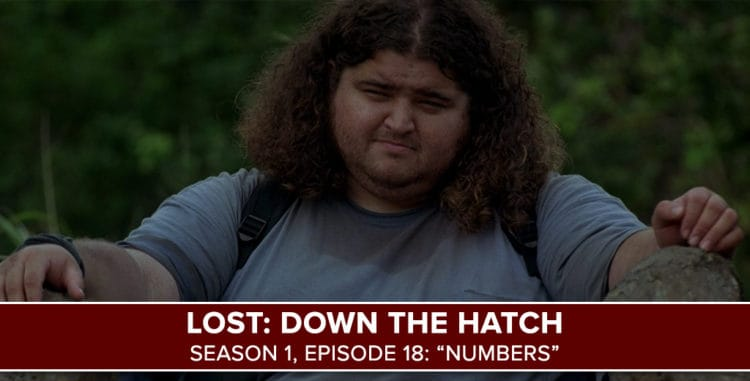 LOST Season 1 Episode 18