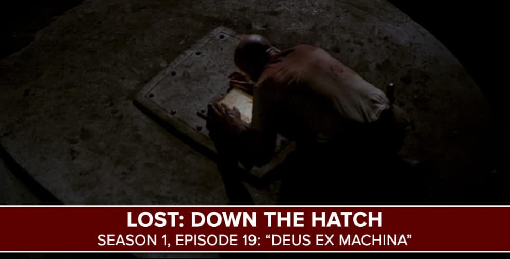 LOST Season 1 Episode 19
