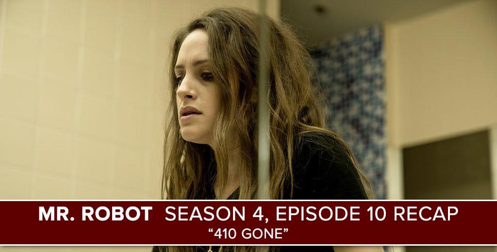 Mr. Robot Season 4 Episode 10