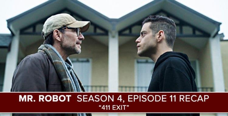 Mr. Robot Season 4 Episode 11
