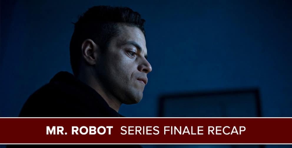 Mr. Robot Series Finale