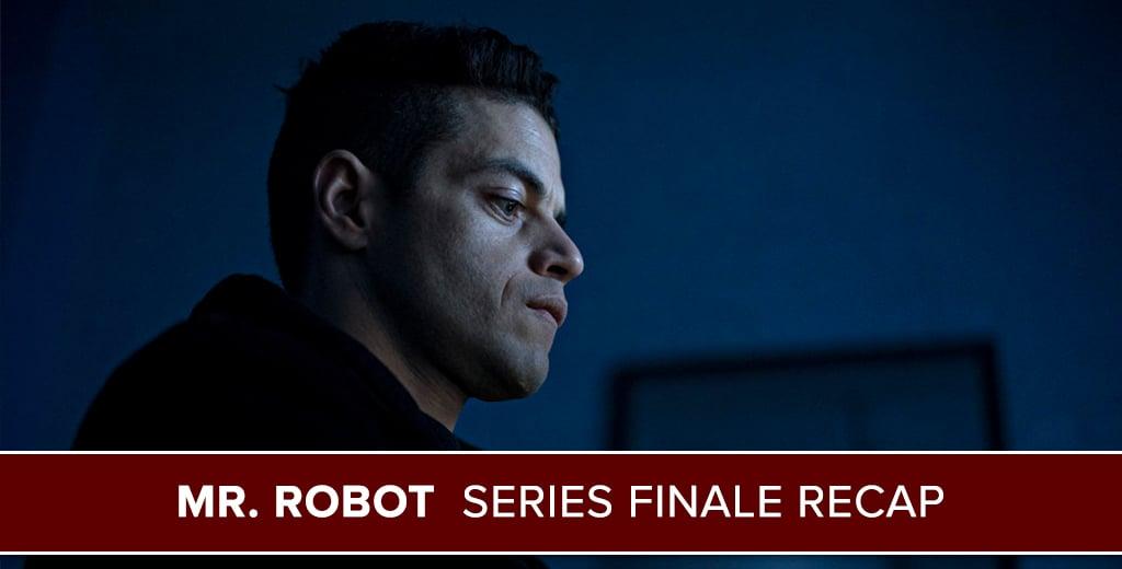 Mr. Robot Series Finale