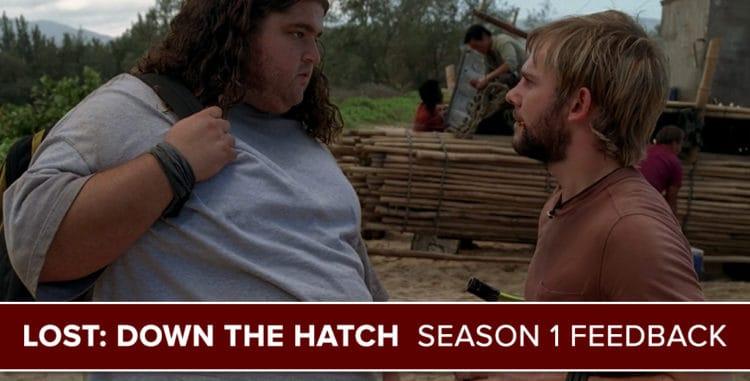 LOST Season 1 Feedback