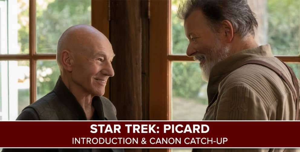 Star Trek: Picard Introduction