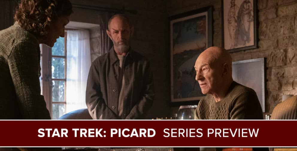 Star Trek: Picard Series Preview