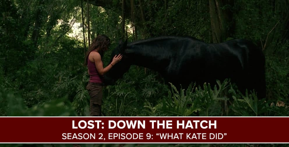 What Kate Did
