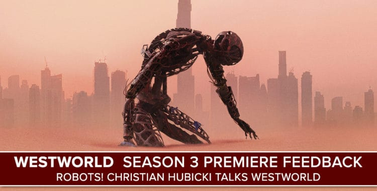 Christian Hubicki Westworld