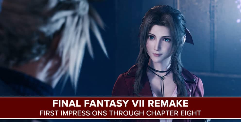 Final Fantasy VII Remake Chapter Eight