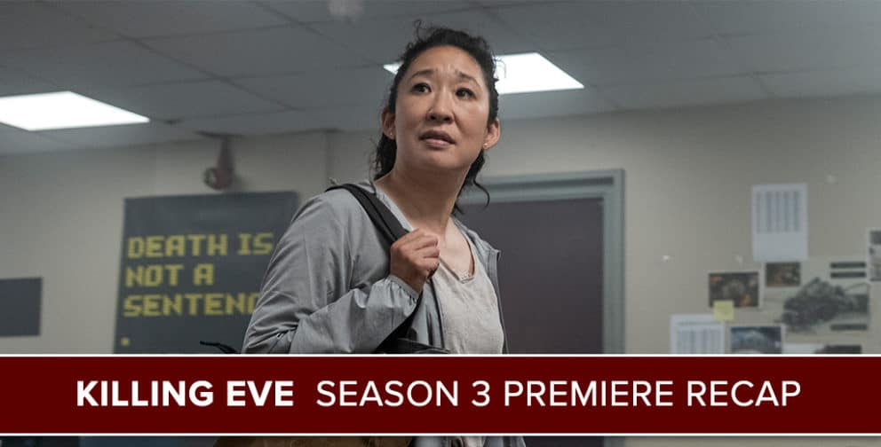 Killing Eve Season 3 Premiere Recap