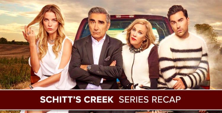Schitt's Creek Series Recap