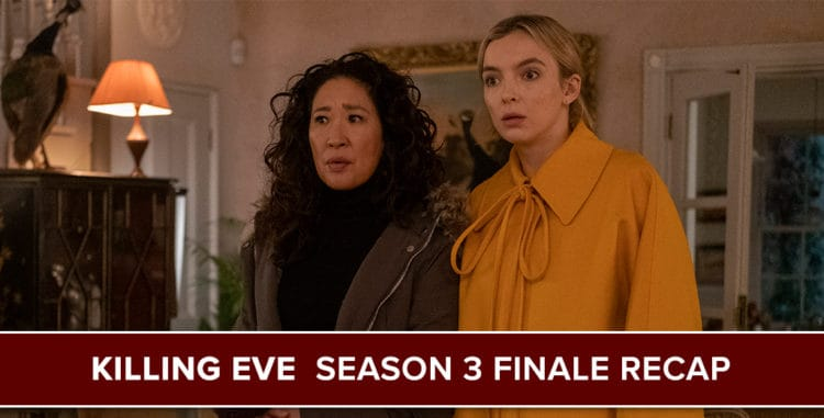 Killing Eve Season 3 Finale Recap