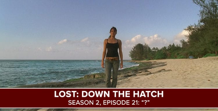 LOST Season 2 Episode 21