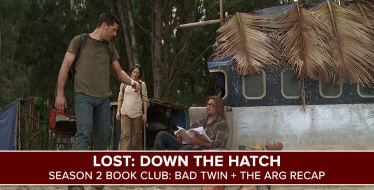 LOST Season 2 Book Club