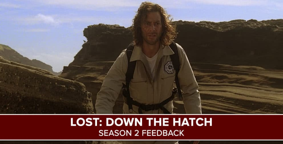 LOST Season 2 Feedback