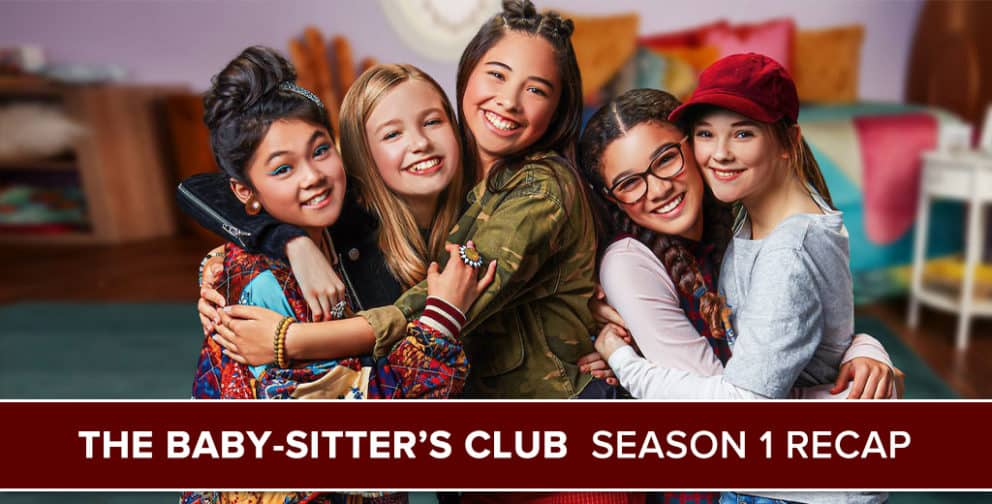 The Baby-Sitter's Club Season 1 Recap