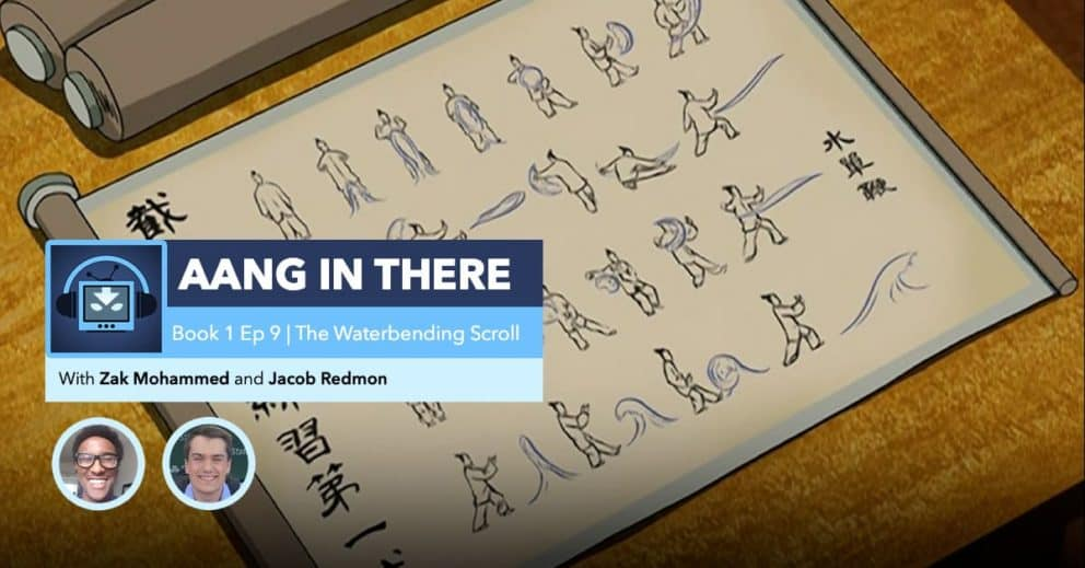 """AANG IN THERE 