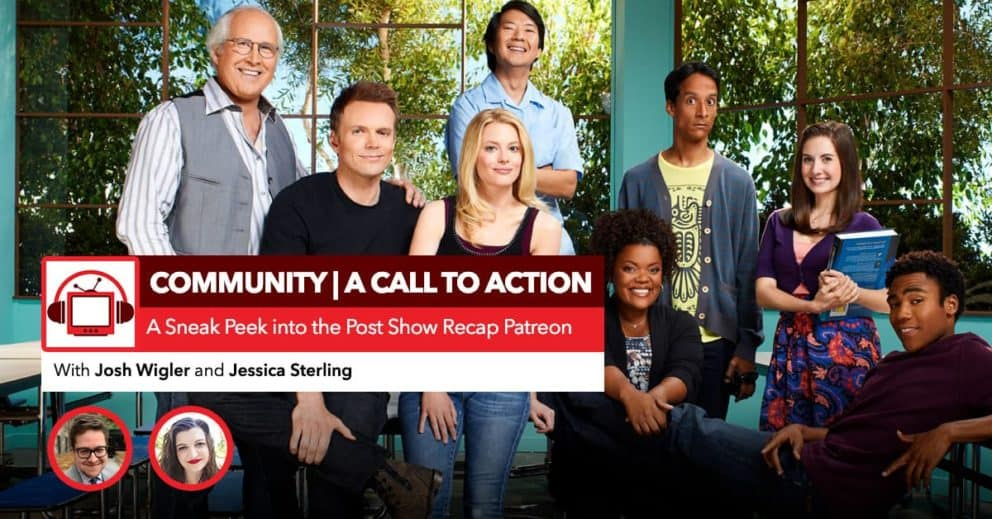 Community   A Call to Action
