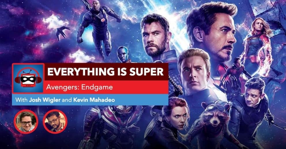 Avengers: Endgame | A Marvel Cinematic Universe Rewatch