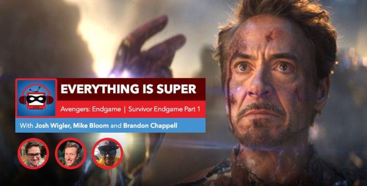 Avengers: Endgame | A Survivor Simulation, Part 1