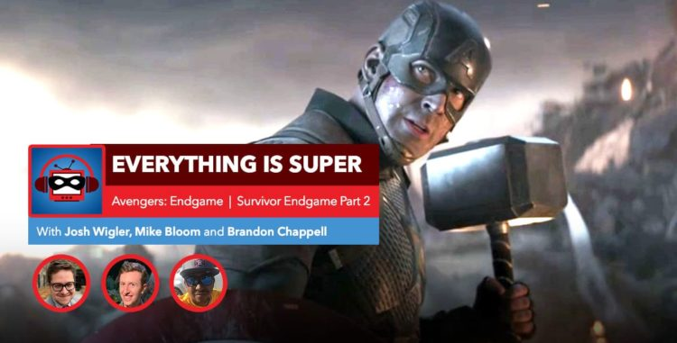 Avengers: Endgame   A Survivor Simulation, Part 2