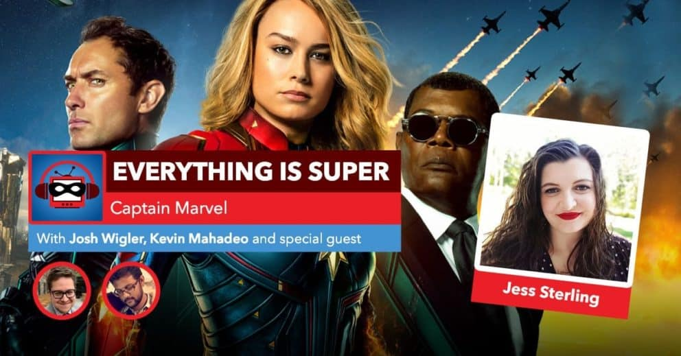 Captain Marvel   A Marvel Cinematic Universe Rewatch