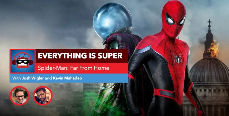Spider-Man: Far From Home | A Marvel Cinematic Universe Rewatch