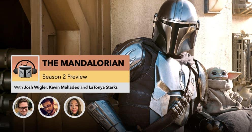 The Mandalorian | Season 2 Preview