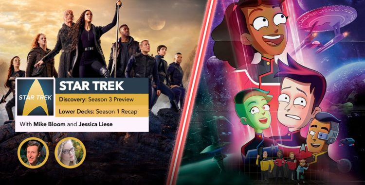 Star Trek | Lower Decks Season 1 Recap & Discovery Season 3 Preview