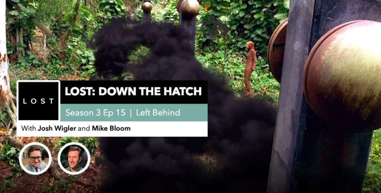 "Lost: Down the Hatch | Season 3 Episode 15: ""Left Behind"""