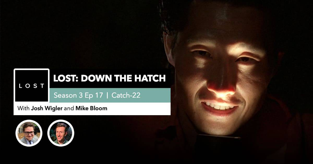Lost: Down the Hatch | Season 3 Episode 17: