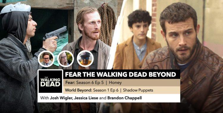 Fear the Walking Dead World Beyond | Week 5