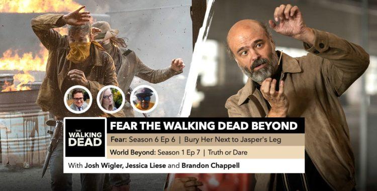 Fear the Walking Dead World Beyond | Week 6