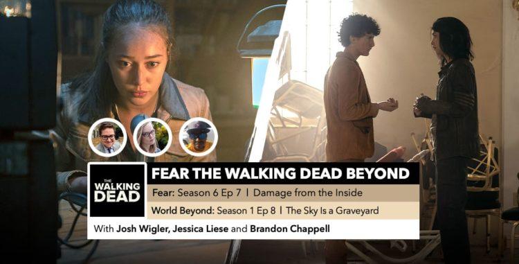 Fear the Walking Dead World Beyond | Week 7