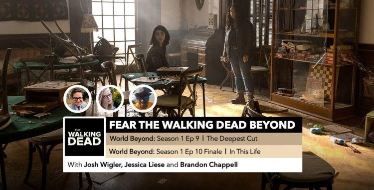 """""""The Walking Dead: World Beyond"""" Season 1 Finale"""