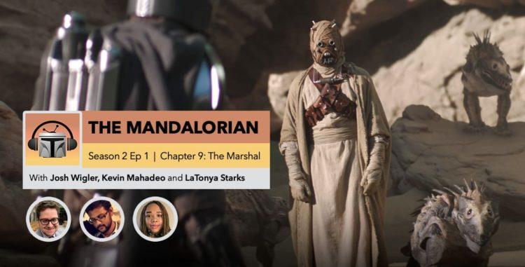 "The Mandalorian | Season 2, Episode 1: ""Chapter 9: The Marshal"""