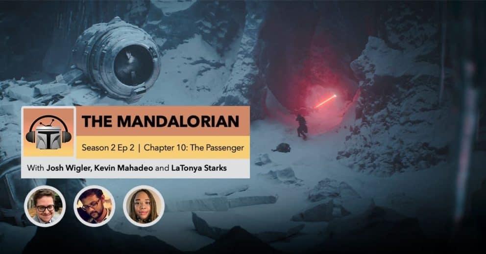 "The Mandalorian | Season 2, Episode 2: ""Chapter 10: The Passenger"""
