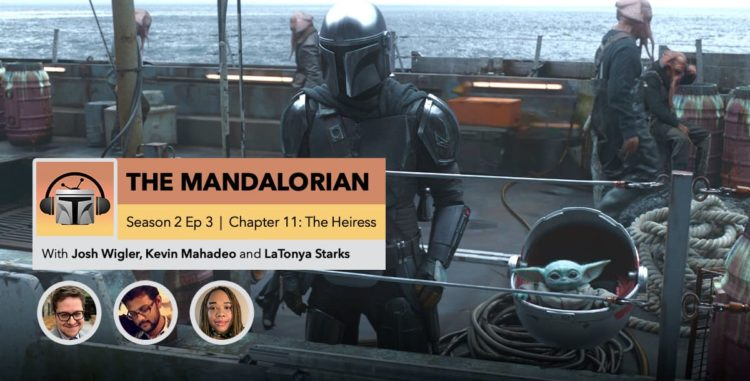 "The Mandalorian | Season 2, Episode 3: ""Chapter 11: The Heiress"""