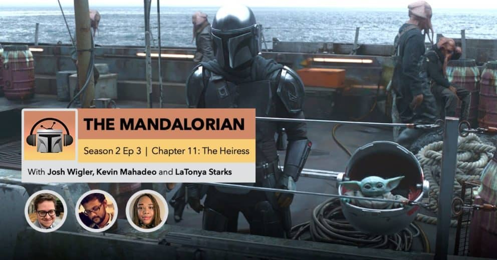 "The Mandalorian | Season 2, Episode 3: ""Chapter 11: The Heiress"""