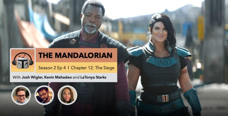"The Mandalorian | Season 2, Episode 4: ""Chapter 12: The Siege"""