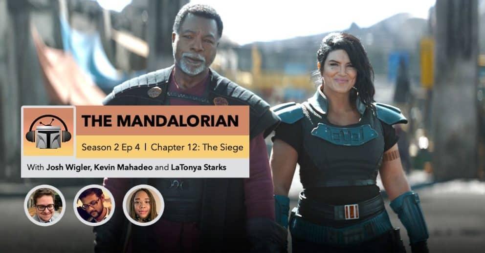 "The Mandalorian   Season 2, Episode 4: ""Chapter 12: The Siege"""