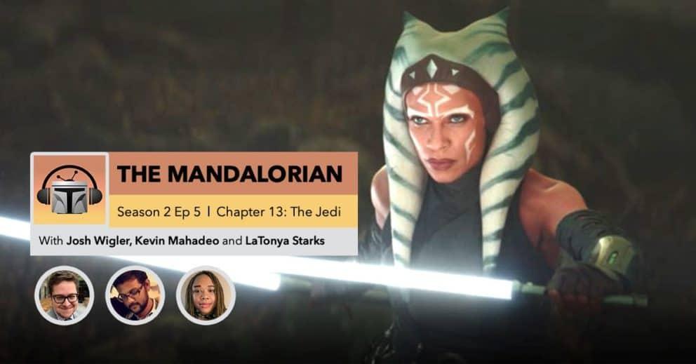 "The Mandalorian | Season 2, Episode 5: ""Chapter 13: The Jedi"""