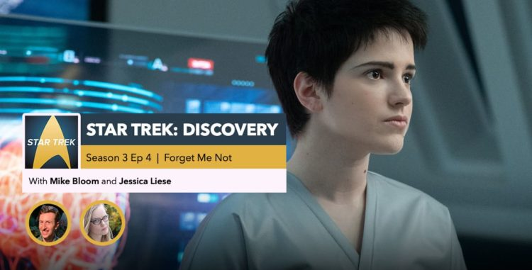 "Star Trek: Discovery | Season 3, Episode 4 Recap: ""Forget Me Not"""