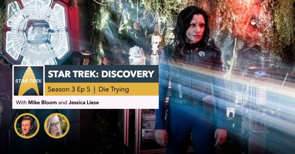 "Star Trek: Discovery   Season 3, Episode 5 Recap: ""Die Trying"""