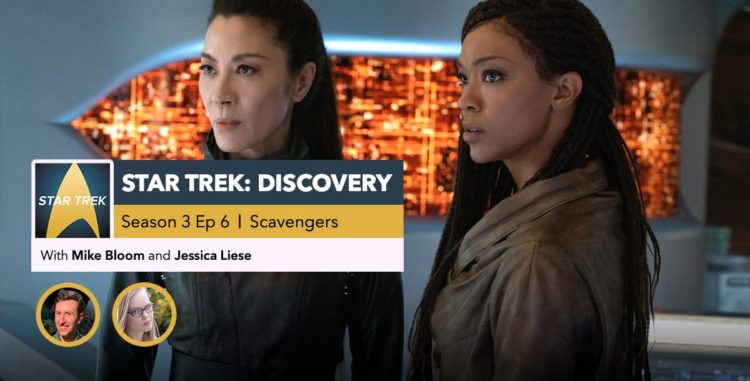 "Star Trek: Discovery | Season 3, Episode 6 Recap: ""Scavengers"""