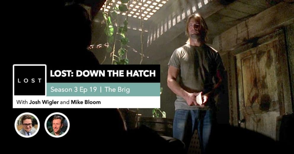 """Get lost in more LOST coverage: Lost: Down the Hatch 