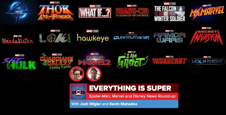 Everything is Super   Spider-Man, Marvel and Disney News Round-Up