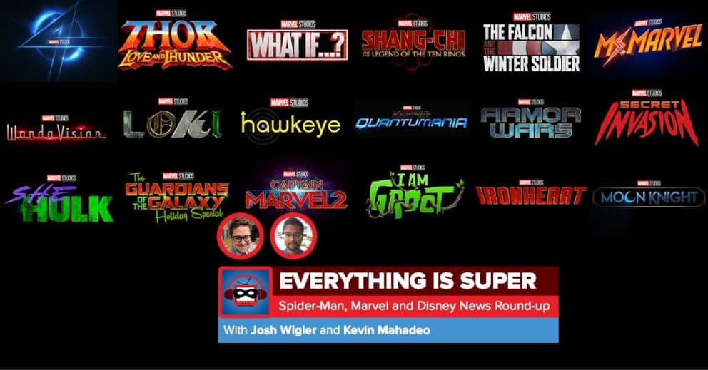 Everything is Super | Spider-Man, Marvel and Disney News Round-Up