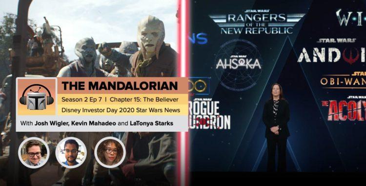 "TheMandalorian| Season 2, Episode 7: ""Chapter 15: The Believer"""